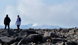 Scotland: Climbing Ben Nevis