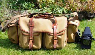 Bag Reviews linked on Billingham Website