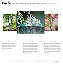 Wendy Tea Sculpture Website
