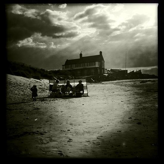 Brancaster beach, Norfolk, UK