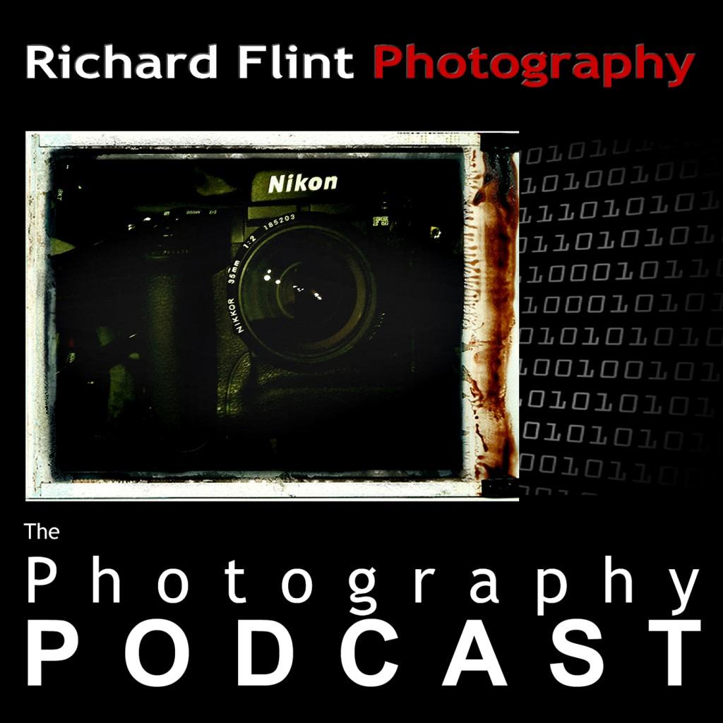 The Richard Flint Photography Podcast Logo artwork